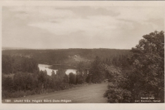 Kornsjö - Högen