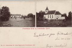 Prestebakke gård og kirke