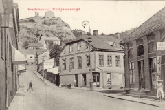 Peder Colbjørnsens gate