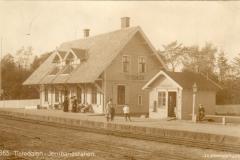 Tistedalen stasjon