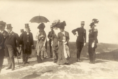 Kongebesøket i 1909