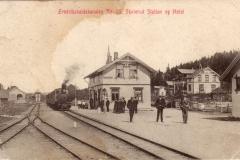 Skulerud stasjon