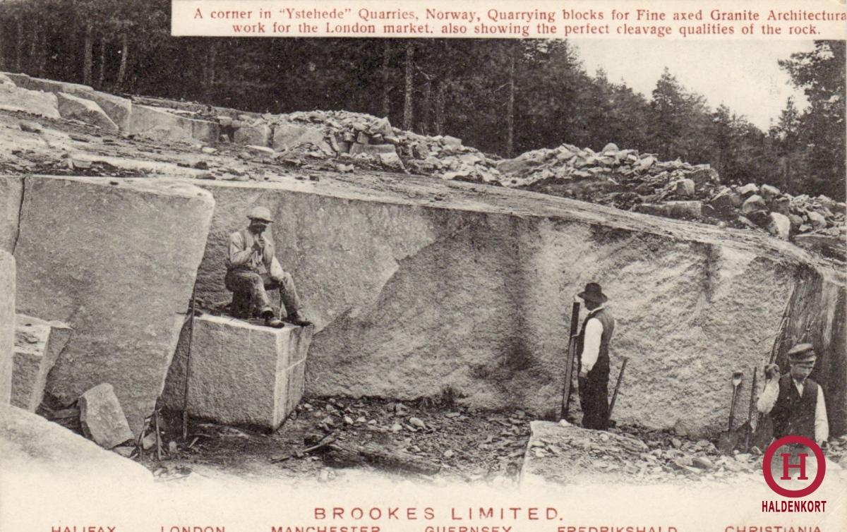 Stenindustri
