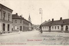Kristian Vs plass