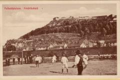 Fotballbanen på Grønland