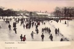 Skøytebanen på Grønland