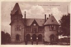 Fredrikshald stasjon